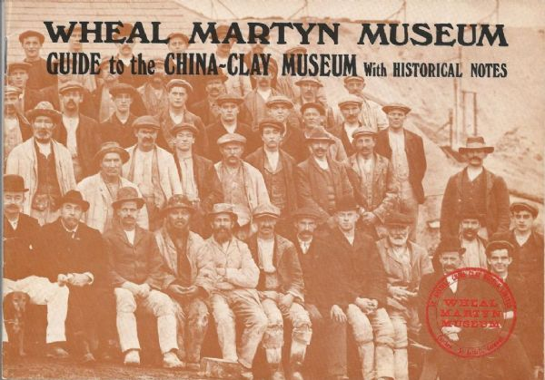 Wheal Martyn Museum - 1975 guidebook